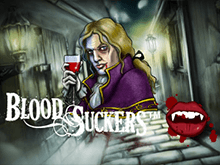Азартная игра Blood Suckers