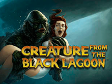 Играть в автомат Creature From The Black Lagoon