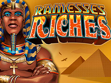 Играть в Ramesses Riches на площадке казино