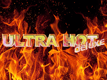 Автомат Ultra Hot Deluxe с бонусом
